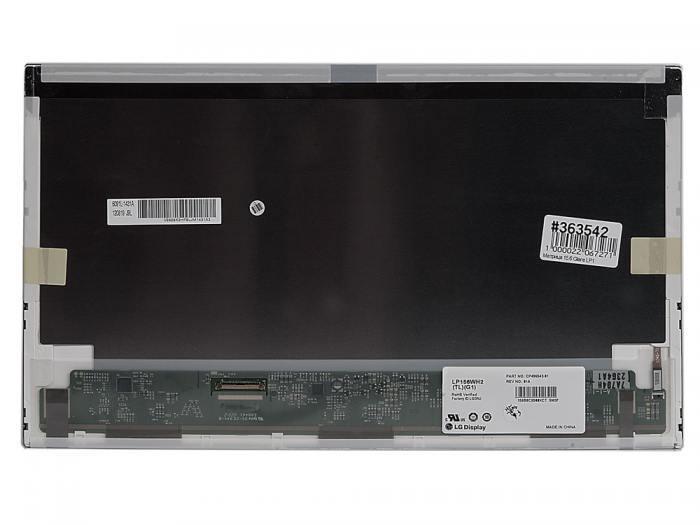 ФОТО LCD 15.6 Glare LP156WH2 (TL)(G1), WXGA HD 1366x768, 40L, LED