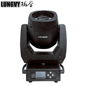 Il trasporto Libero 150 W Led Del Partito DJ Fascio Moving Head Light 13 CH Super Luminoso Illuminazione Della Fase del Dj Equipments