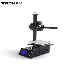 Обновлен Быстро сборки Образование desktop 3d принтер Алюминия профиль X2 Высокой Точности с автоматическим датчиком 3 шаг установки