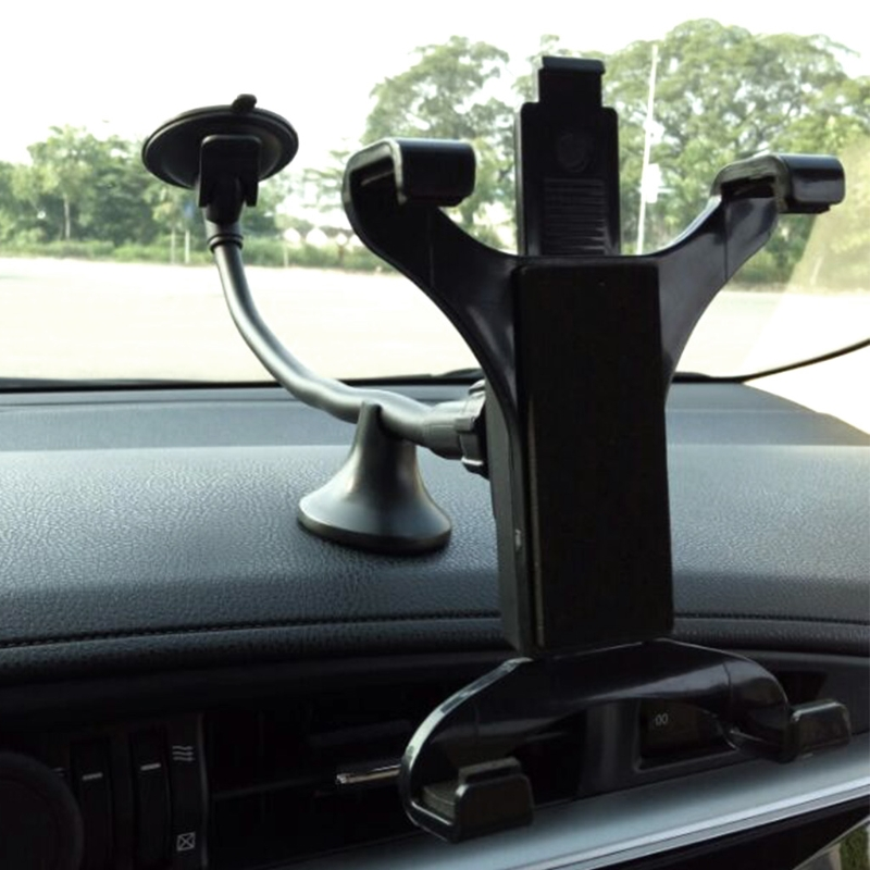 Car Dashboard windshield Mount Holder Stand For 7-11 inch ipad Galaxy Tab Tablet