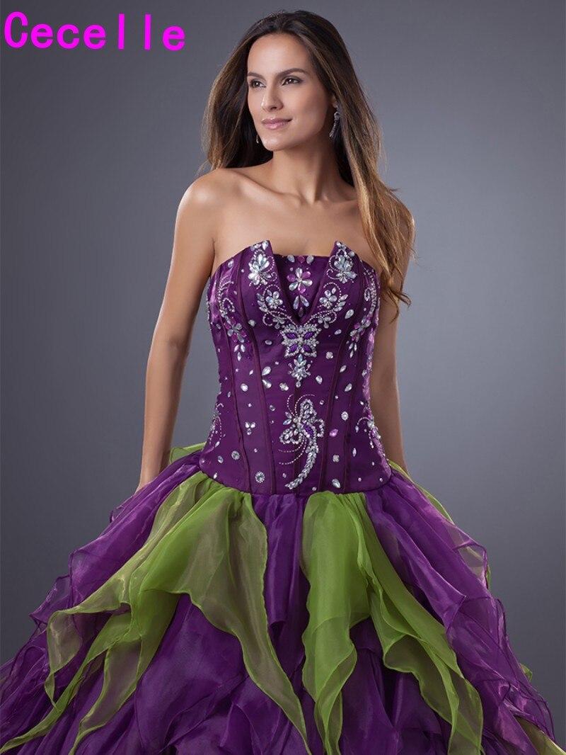 Excelente Vestido De Partido Del Dulce 16 Regalo - Ideas de Vestidos ...