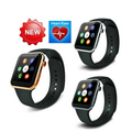 2016 nova a9 bluetooth smartwatch smart watch para apple iphone ios android phone smartphones reloj relogio inteligente wirstwatch