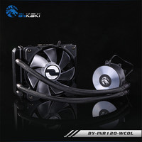 Bykski BY INR WCOL Integrated Water Cooling Radiator CPU Water Block Fot INTEL For AMD Universal