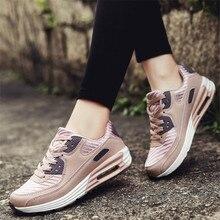 2019 Spring Running Shoes Air Cushion Women Sports