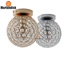 Inbegrepen 14 W LED Lamp E27 Goud/Zilver Aantrekkelijke Moderne Plafondlamp Down Light In Gangpad Eetkamer/ hotel/Andere Slaapkamer (DT 50)
