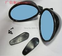Universal F1 Racing Carbon Fiber Side Mirror For BMW E90 E92 M3 F10 F30 E46 E60 one pair (R+L) Not original