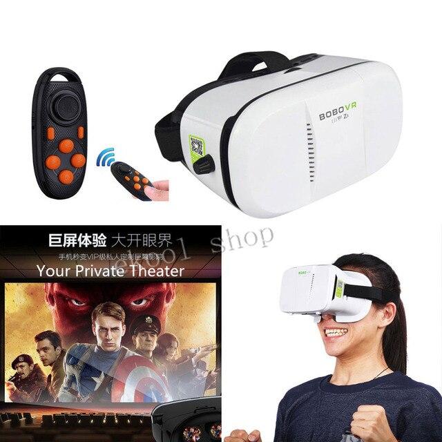 Google BOBOVR Z3 VR Box 3D Glasses Xiaozhai Virtual Head With Bluetooth Control