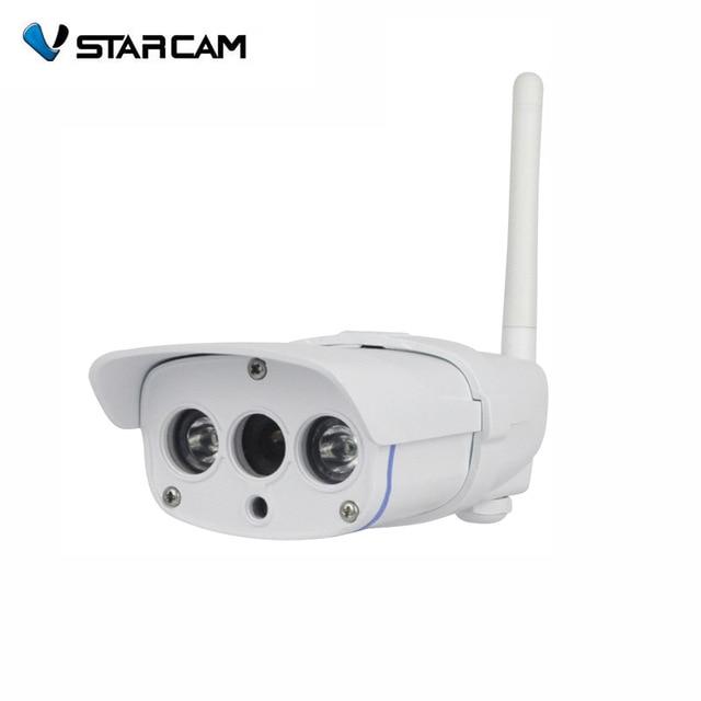 цена VStarcam CCTV IP Camera wifi Webcam Outdoor Wireless security camera IP67 20M IR range support 128G SD Card,SN: C7816WIP