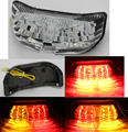 High Quality Integrated LED Rear Tail Light Turn Signal For YAMAHA FZ1 FZ8 2006-2012 2007 2008 2009 2010 2011 (LENS COLOR CLEAR)