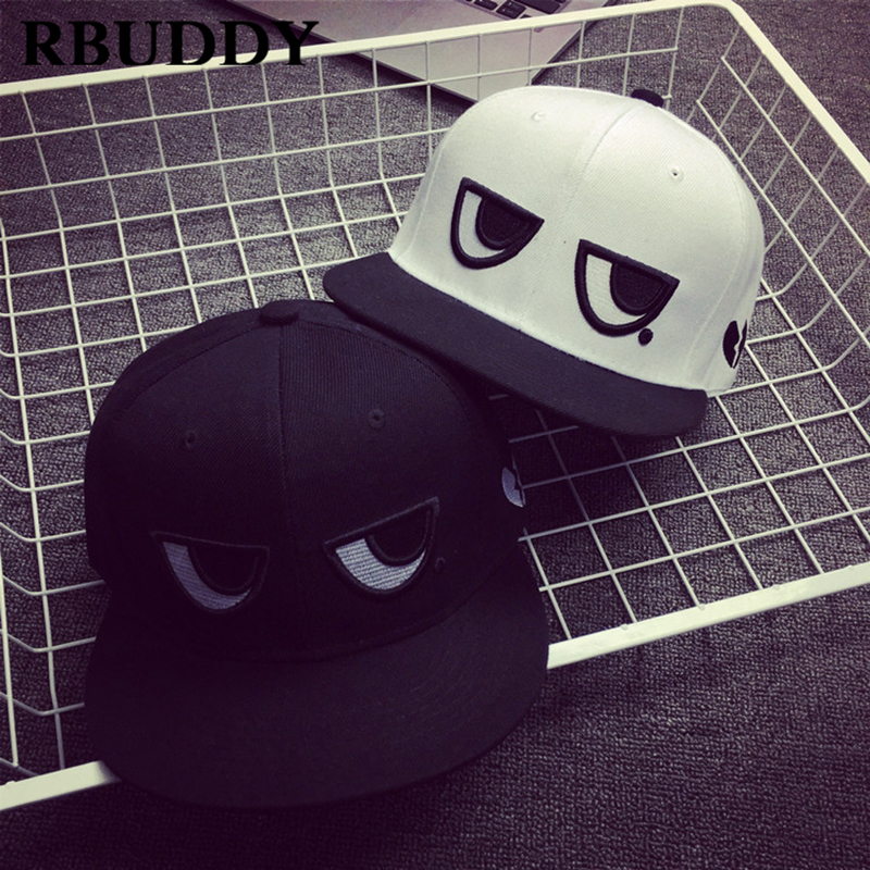 RBUDDY 2019 Cute Parent-Child Baseball Caps Hip Pop Streetwear Snapback Summer Trucker Dad Hat For Boy Girl Straight Visor Hat
