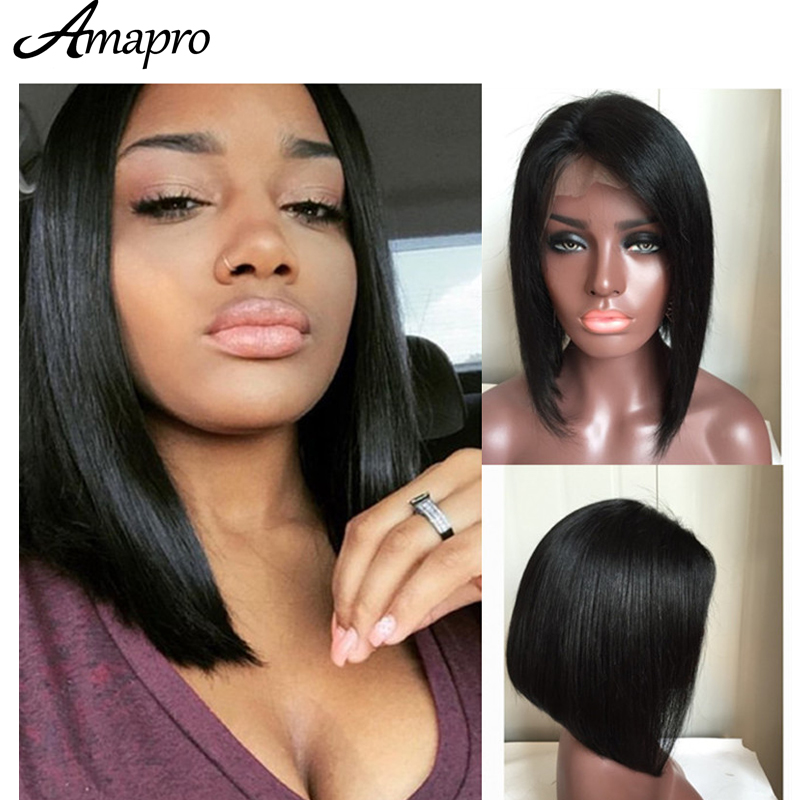 Amapro Produkty Do Włosów 7a Krótkidługi Bob Peruka Fryzury