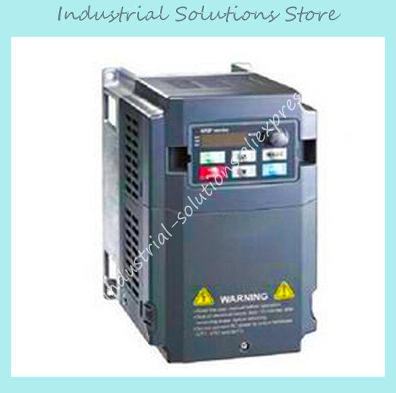 Input AC 1ph 220V Output AC 3ph Delta Inverter C200 Series VFD007CB21A-20 240V 4.8A 600Hz C200 0.75KW 1HP New Original