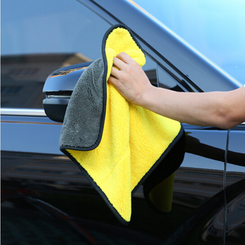 1Pcs 30X30cm High Quality car cleaning towel For Audi A1 A2 A3 A4 A5 A6 A7 A8 B5 B6 B7 B8 C5 C6 Q2 Q3 Q5 Q7 TT S3 S4 S5 S6 S7-in Car Stickers from Automobiles & Motorcycles
