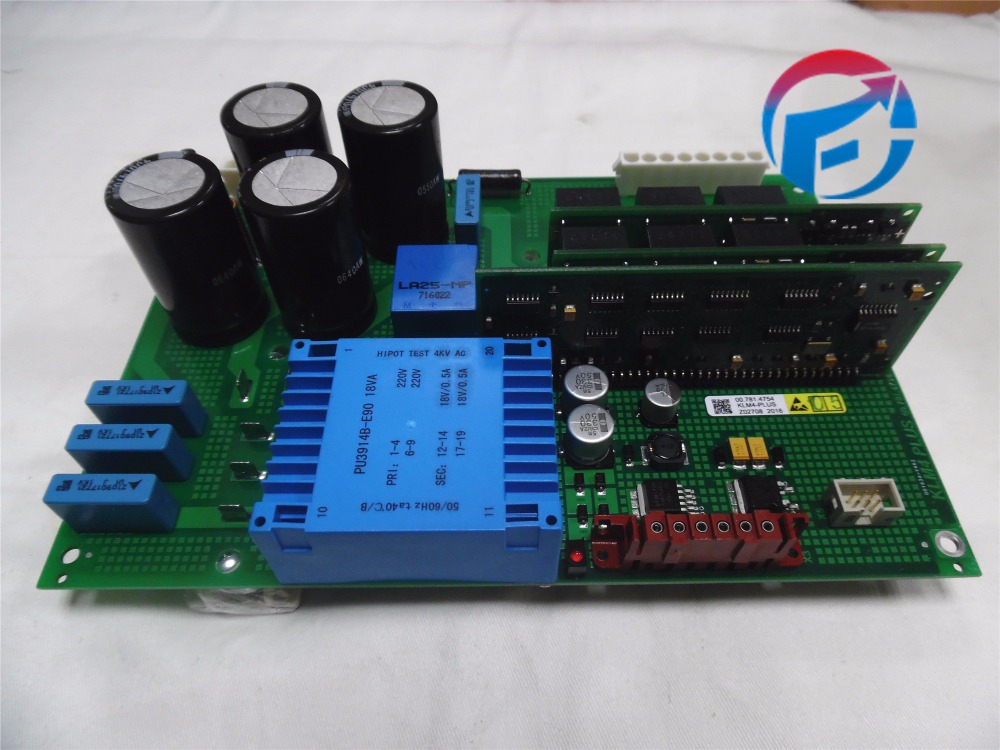 00.781.4754 , 00.785.0031 , M2.144. 2111 circuit klm4 board for Heidelberg CD102 offset printing machine Compatible new цена