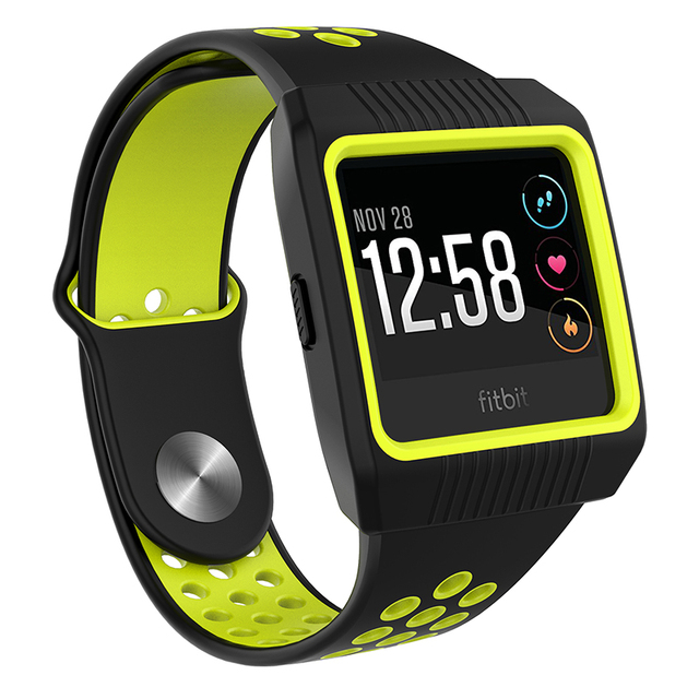 MYRIANN Accessories Set With Silicone Sport Band Protective Case Cover