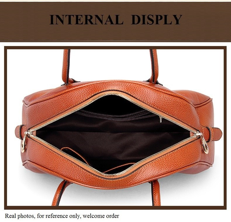 Women Leather Handbags 2016 Vintage Women Purses And Handbags Solid Zipper Shell Bag Women Handbag  Casual Totes Bags Female Bag_336