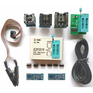 USB SPI Programmer Flash-Bios EEPROM High-Speed 24-25 Better 93 Than