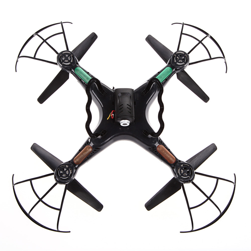 New X8 2.4Ghz 6-Axis Gyro RC Quadcopter Drone UAV RTF UFO with 2MP HD