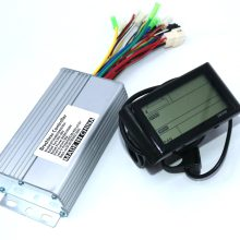 36V 48V 500W 600W Brushless DC Motor Controller Ebike Controller + SW900 LCD Display Satu Set(China)