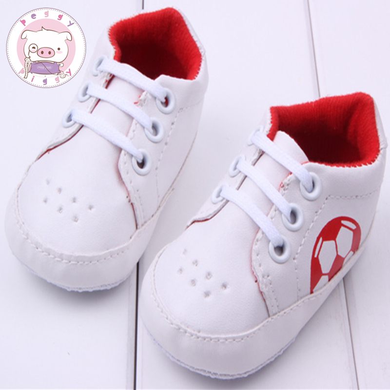 PEGGY PIGGY Baby Shoes Toddler Casual Sneaker Soft Soled Bottom Crib Shoes Anti-Slip Walking Shoes