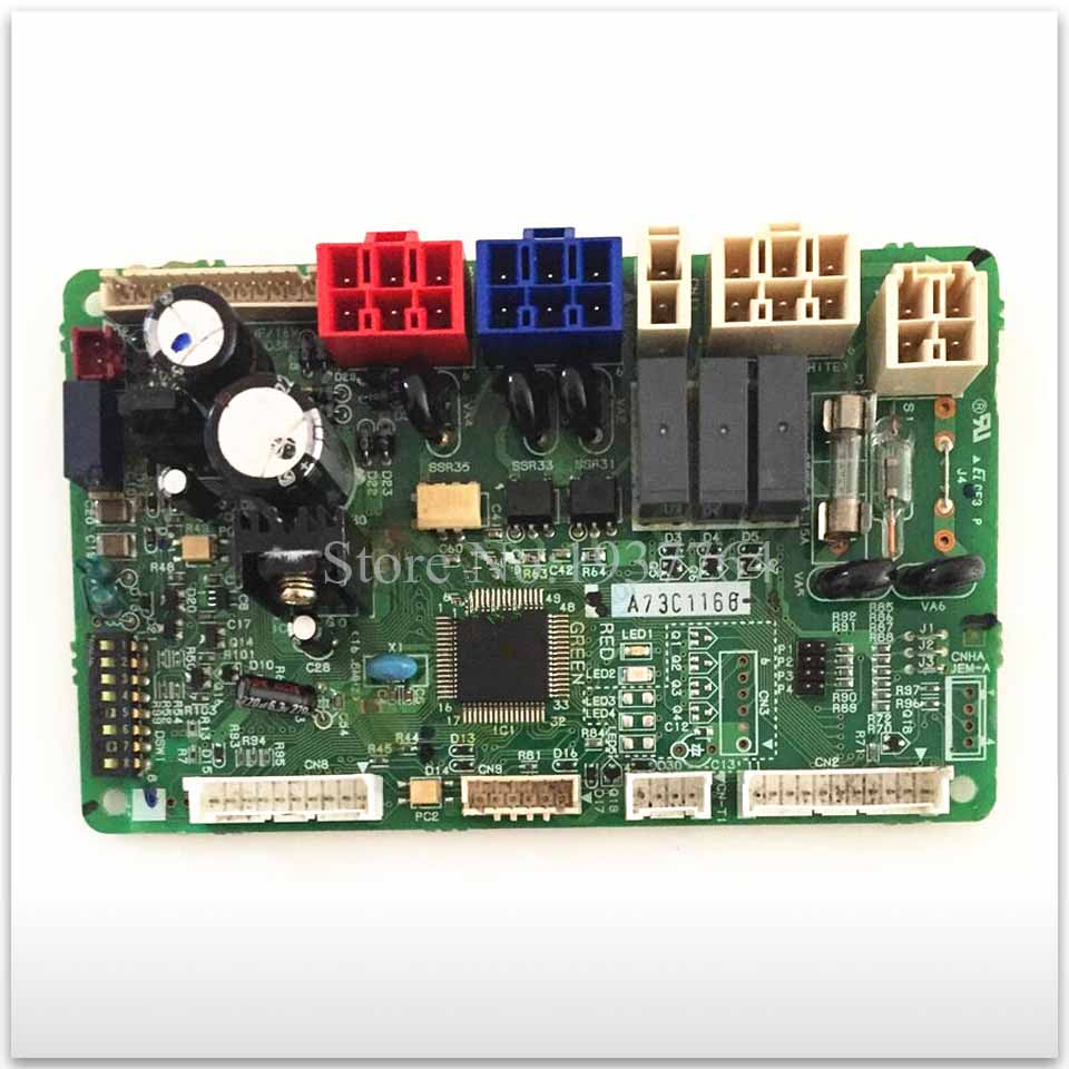 95% new for panasonic Air conditioning computer board circuit board A73C1168 good working95% new for panasonic Air conditioning computer board circuit board A73C1168 good working