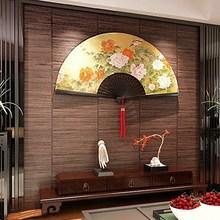Fondo Chino vintage imitación madera grano papel tapiz techo hierba paja estera estilo japonés sala de estar papel mural de tatami