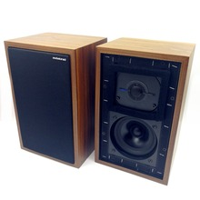Mistral LS3/5A 11 Ohms 50W x 2 Monitor Speakers LS35A hifi bookshelf speakers (Pair)