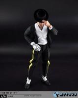 1 6 Scale Male Figure Accessory Clothes Michael Jackson Billie Jean Suit For 12 Action Figure