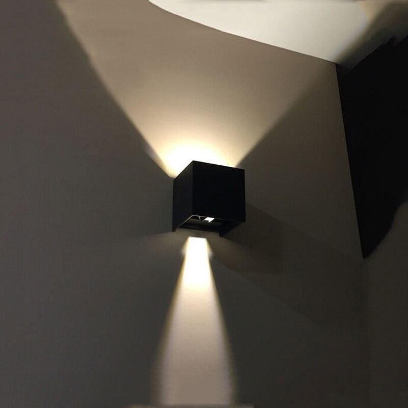 Lâmpadas de Parede ar livre lâmpada de parede Técnica : Banhado