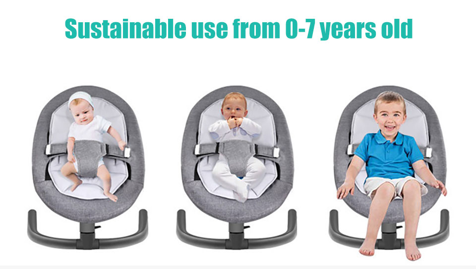 HTB1KX2natfvK1RjSspfq6zzXFXaI IMBABY Baby Rocking Chair Baby Cradle Baby Swing Rocking Chair For Newborns Swing Chair Infant Cradle Baby Swing Rocking Chair