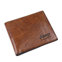 Man's Money Clips Pu Wallets For Men Fashion Card Case Wallet
