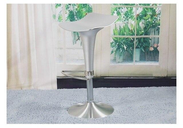 Sud africa bar sgabelli sedile in alluminio sedia del caffè di