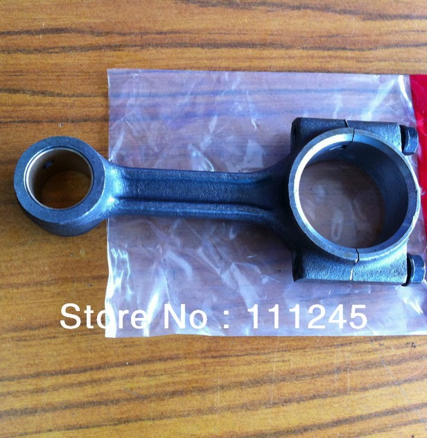 CONNECTING ROD FOR YANMAR  L70 L70 DET  6HP DIESEL ENGINE   CHEAP GENERATOR CULTIVATOR BRAND NEW CON ROD genuine ud engine parts fd46 fd46t main crankshaft bearing con rod bearing connecting rod bushing