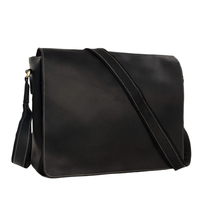 Для мужчин Натуральная Воск масло кожа Винтаж сумка для ноутбука Сумки Tote Dropshipping 1053l