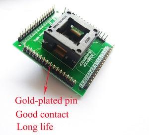 Image 5 - QFP64 TQFP64 LQFP64 prise adaptateur IC test prise programmeur qfp64 prise tqfp6 programmeur adpters
