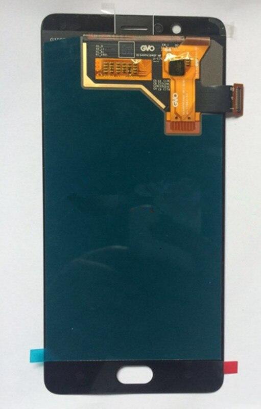 LCD avec Écran Tactile Digitizer Assemblée pour ZTE Nubia M2 NX551J