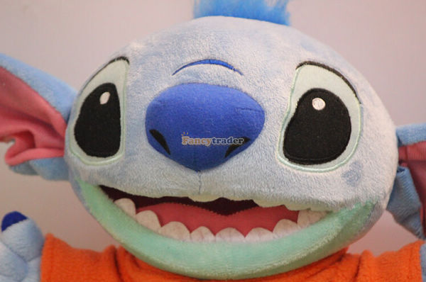 Fancytrader 24\'\' 60cm 2015 New Giant Plush Stuffed Stitch, 2 Colors Available Free Shipping FT90147 (7).jpg