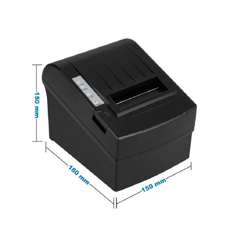 80mm bluetooth pos printer with auto cutter support connect with 8pcs Android or IOS devices at the same time for order system goojprt mtp 3 portable 80mm bluetooth thermal printer exquisite lightweight design eu plug support android pos multi language