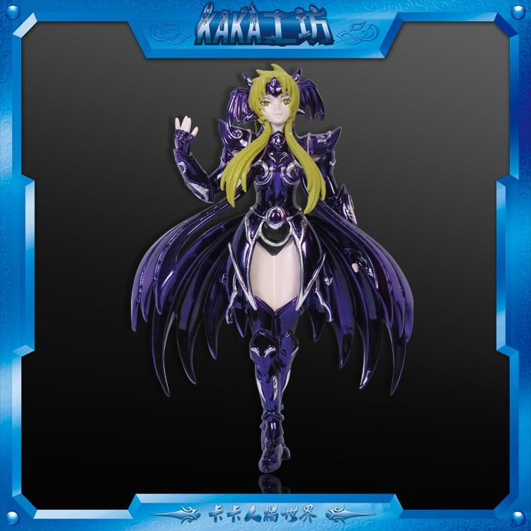 цена KAKA Underworld Hades Specter THE LOST CANVAS Hypnos Sons Morpheus Somnia Phantasos Oneiros Saint Seiya Cloth Myth Statue