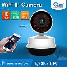 COOLCAM NIP-061GE Wifi IP Camera wi-fi 720P Night Vision Wireless MINI P2P CCTV Camera Security Onvif SD Card Indoor Home CAM
