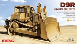 1/35 D9R teddybär gepanzerte bulldozer SS-002