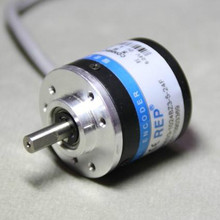 лучшая цена Incremental photoelectric rotary encoder ZSP3806-5000P/R 5000 pulse 5000 wire ABZ