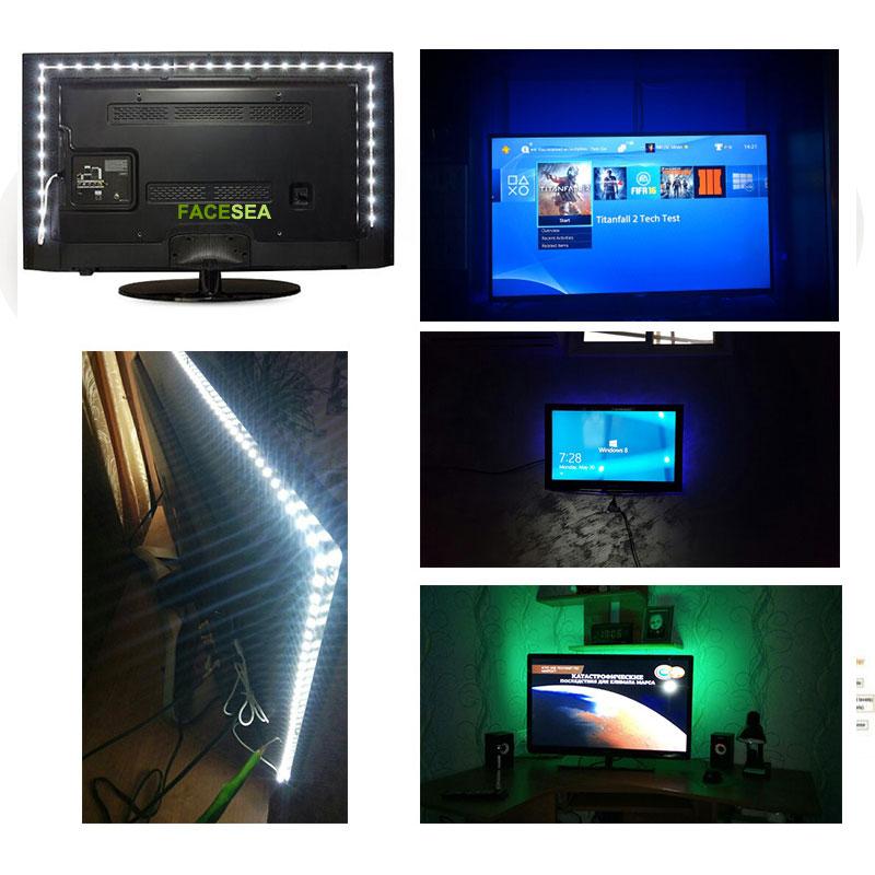 DC 5V USB тамақтану Жарықдиодты - LED Жарықтандыру - фото 6