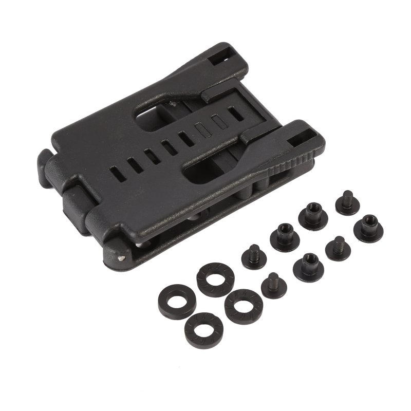 EDC Gear Functional K Sheath Kydex Scabbard Belt Clip Outdoor Camp Portable Tool Useful