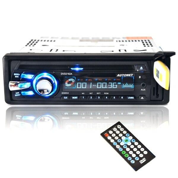 Bluetooth Novo 12 v FM Carro E MP3 CD DVD Stereo Radio Receiver Aux Com SD E Porta USB Móvel MM Slot Para Cartão de Leitor De Áudio Auto