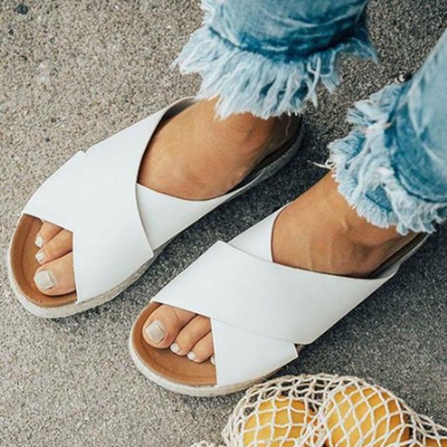 Open Toe high platform Sandals for summer 4