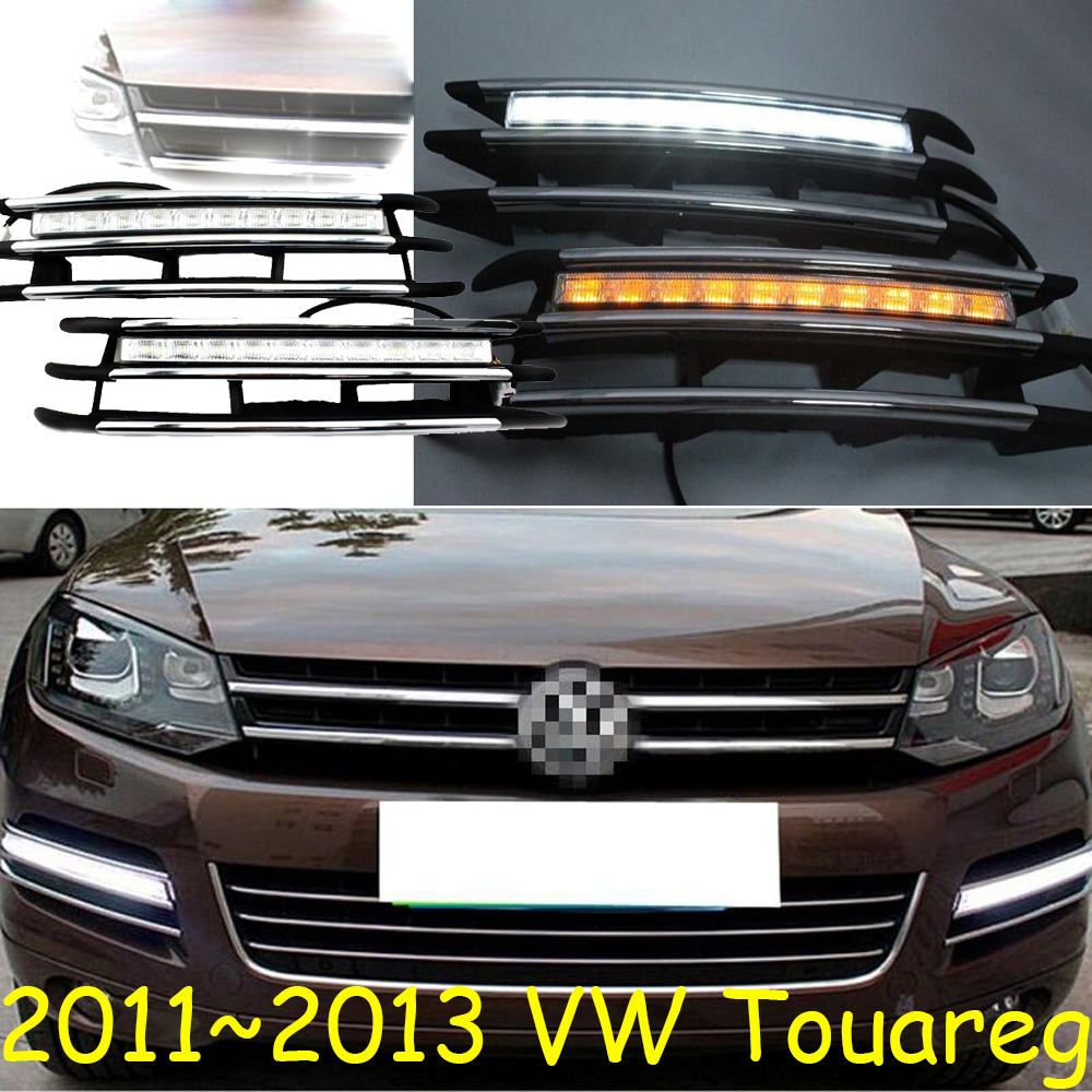 LED,2011~2013 Touareg day Light,Touareg fog light,Touareg headlight,sharan,Golf7,routan,saveiro,polo,passat,Touareg Taillight tiguan taillight 2017 2018year led free ship ouareg sharan golf7 routan saveiro polo passat magotan jetta vento tiguan rear lamp