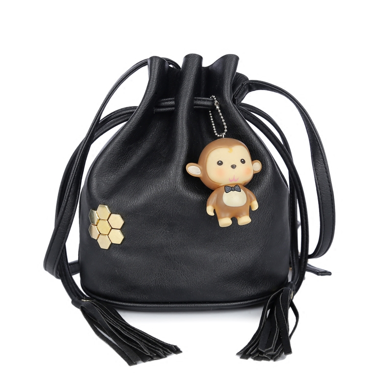 Hot Fashion Style Small Monkey Bucket Bags Famous Cute Design ...