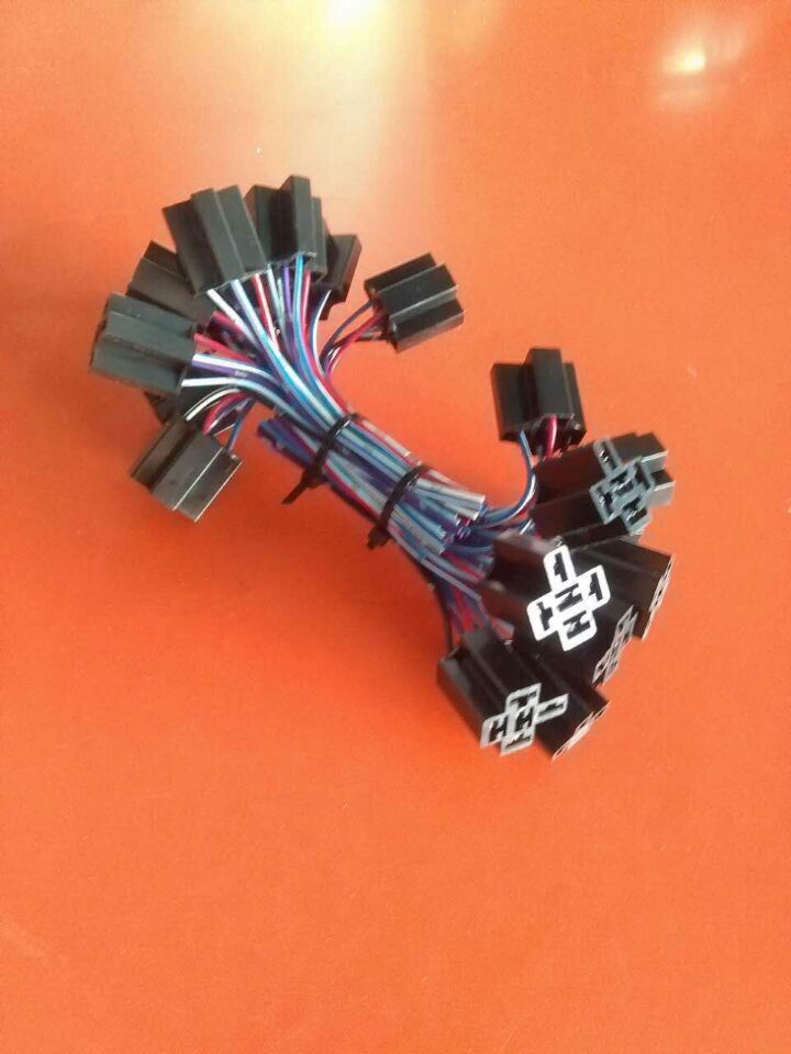 As Well 5 Pin Relay Socket Wiring On Universal 5 Pin Relay Wiring