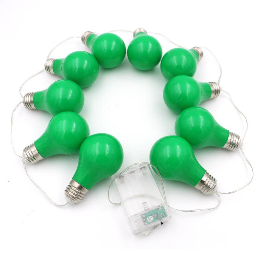 Online Get Cheap Clear Christmas Light -Aliexpress.com | Alibaba Group:christmas lights 10 Bulbs 50leds Globe Ball Garden Room Tree Party Decor  String Fairy Bulb Garland,Lighting